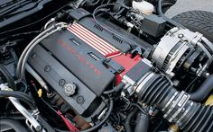 1996 corvette lt4 engine