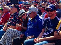 Sonoma 2014 driver's meeting