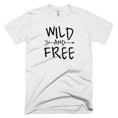 Wild And Free Boho Short Sleeve Men's T-Shirt