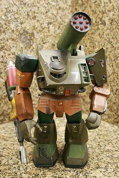 Robotech model