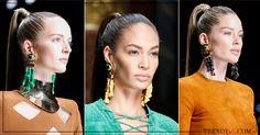 #hairdo, #hairstyles, #ponytail Несмотря на незатейливое название, прическа конский хвост выглядит стильно и аристократично.