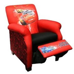 Disney Cars recliner a-room-of-holden-s-own                              …
