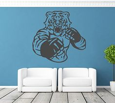 Ik1400 Wall Decal Sticker Kick Boxing Boxing Ring Gloves Tournament Gym StickersForLife http://www.amazon.com/dp/B00Z3BA24U/ref=cm_sw_r_pi_dp_jefDvb0RBV0S2