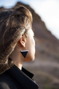 OBSCURO EARRINGS — YOUNG IN THE MOUNTAINS
