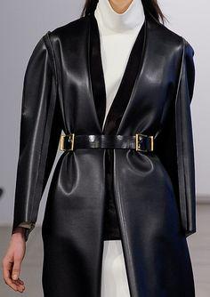 : details at Calvin Klein Pre-Fall 2013