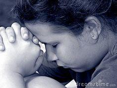 teaching children the Lord's prayer | Revival Fire For Kids Blog