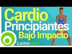 Cardio para Principiantes | Rutina Bajo Impacto | 30 Minutos - YouTube