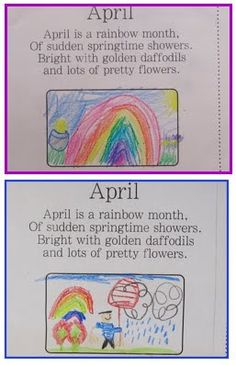 Joyful Learning In KC: Spring Poems