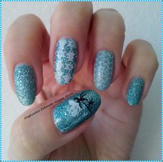 Unghiutze colorate-Happy nails: NOTD-Astor-Polar Tourmaline 003+Review BP 23 #4