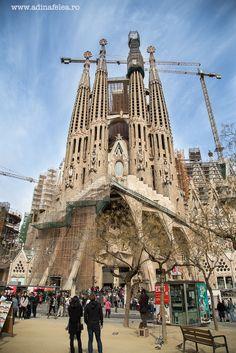 Sagrada Familia - Barcelona Tower Bridge, Barcelona Cathedral, Buildings, Travel, Sagrada Familia, Viajes, Destinations, Traveling, Trips