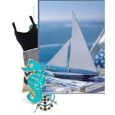 """""""Seaside"""" by ejhudson on Polyvore"""