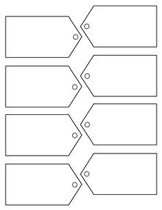 1000 Ideas About Gift Tag Templates On Pinterest Tag