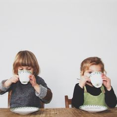 midwestraisedmidwestliving:  resolutewoman:  babes.  morning coffee.
