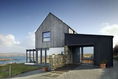 SILA A/B® RW014 cladding - private house at Glendale, Skye | Dualchas Architects - Google Search