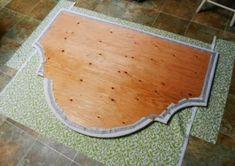 GREAT DIY Upholstered Headboard Tutorial