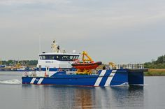 Damen delivers Twin Axe Fast Crew Supplier to Groen Offshore | Offshore Energy Today