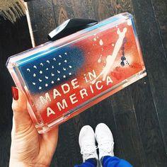 Proudly #MadeInAmerica | STEFANIE PHAN