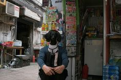 Chinese Street Photography Captures Unlikely Moments - 04
