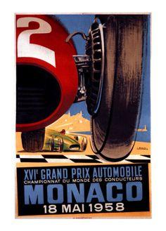 Monaco, 1958
