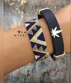 1 months ago 660 likes 2 Loom Bracelet Patterns, Bead Loom Bracelets, Bead Loom Patterns, Beaded Jewelry Patterns, Seed Bead Jewelry, Bead Jewellery, Jewelry Crafts, Handmade Jewelry, Bracelet Tutorial
