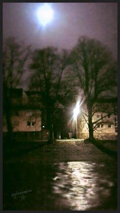 #Enzufer #Pforzheim #Nachtaufnahme