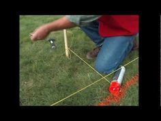 ▶ How to Lay the Foundation for a Patio or Walkway - YouTube