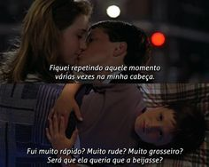 abc do amor Tv Show Quotes, Movie Quotes, Abc Do Amor, Movie Theater, Movie Tv, My Heart Is Breaking, Sentences, Romances, Mood