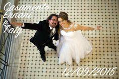 Casamento Ernani e Taty