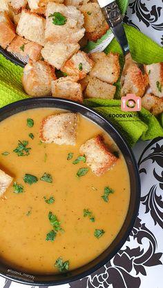 Lightly Spiced Roasted Vegetable Soup   Foodeva Marsay