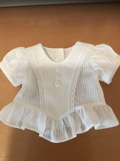 Frocks For Girls, Kids Frocks, Little Girl Dresses, Baby Girl Fashion, Toddler Fashion, Kids Fashion, Baby Dress Design, Baby Girl Dress Patterns, Girl Doll Clothes
