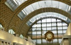 Tara Goes Europe: Paris, France: Day One. Musee d'Orsay