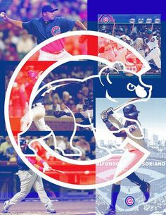 Chicago Cubs Chicago Cubs Fans, Chicago Cubs Baseball, Chicago Blackhawks, Chicago Bears, Tigers Baseball, Cubs Games, Hockey, Cubs Win, Go Cubs Go