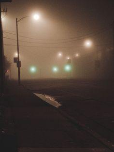kenkofoto: If I let you go,You slip into the fog…