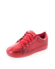 Červené tenisky Kavia