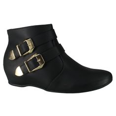 High Wedges, High Heels, Comfortable Ankle Boots, Only Shoes, Shoes Style, Cl, Fashion Shoes, Shoe Bag, Leather Boots