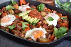 Find out how to cook a delicious breakfast hash recipe on your Weber Q Barbecue. Full ingredients and method found on our website.