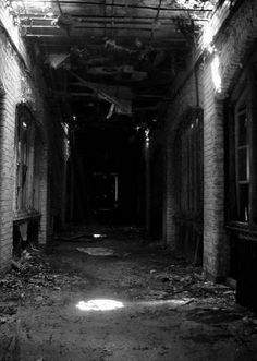 Philadelphia State Hospital was closed for good in 1990 and became a hot spot for urban explorers.
