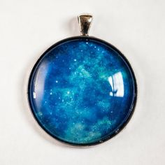 Galaxy Necklace from Melika Carr Photography for $30 on Square Market