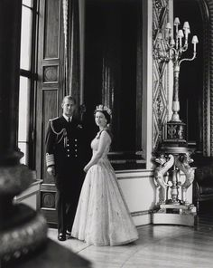 queen elizabeth and prince phillip - Google Search