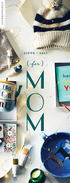 Discover the best Christmas gifts for mom at Anthropologie