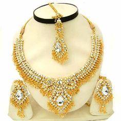 Diamond Bridal Jewelry Set NP-76