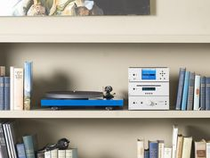 Picture this: Box Design's tiny audio components and Pro-Ject Audio turntables - CNET