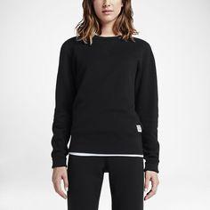 Converse Essentials Sportswear Crew Women's Sweatshirt Size