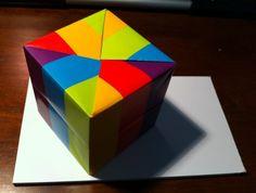 Origami Pandora's Box By Yami Yamauchi