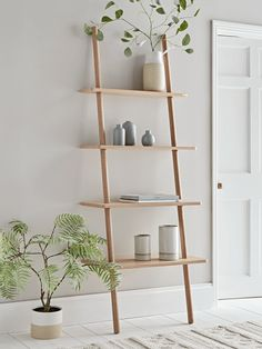 NEW Oak Display Shelf - New Arrivals - Interior Design Trends - Home - Furniture Nordic Furniture, Scandinavian Furniture, Living Furniture, Furniture Design, Furniture Storage, Scandinavian Interior Bedroom, Trendy Furniture, Furniture Dolly, Decorating Rooms