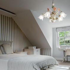 Πολυέλαιος σε μπεζ απόχρωση VALENTINA SP5 IDEAL LUX Ceiling Lights, Material, Home Decor, Products, Lights, Metal, Decoration Home, Room Decor