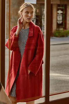 #anthrofave November Tops and Coats