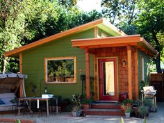 Soon, tiny houses will start popping up in Detroit. Construction on the first house is slated to begin within two weeks. The goal is to provide homes for