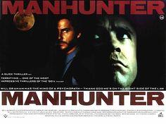 uk movie posters | MANHUNTER - thriller movie posters wallpaper image