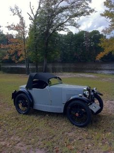 1930 MG M-Type Roadster